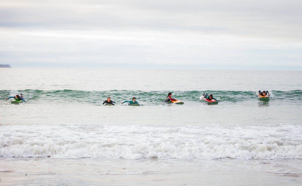 Cours de surf animae naturae surf