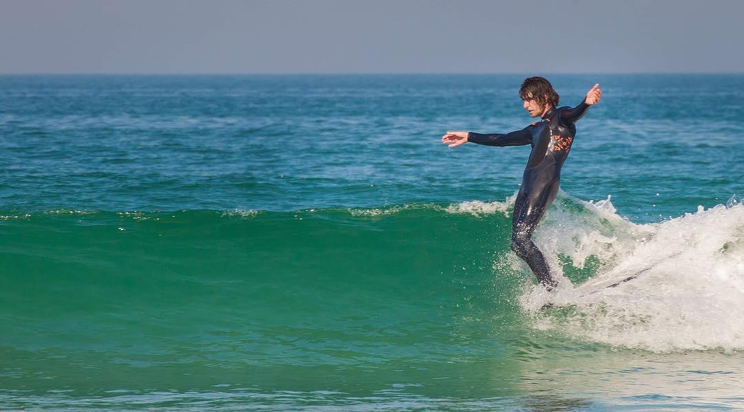 Thomas, directeur d'animae naturae surf